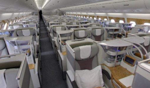 Emirates for Business class Flights to Mauritius