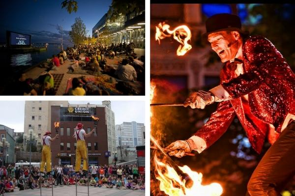 Comedy Shows / Film Festivals Toronto International BuskerFest