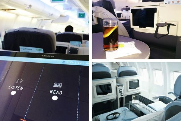 Unusual & Weirdest Airlines La Compagnie – Drool worthy in-flight services