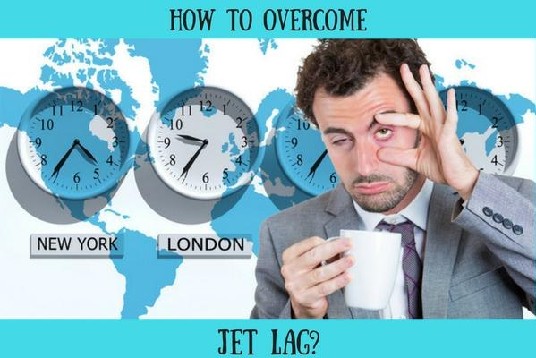 how to overcame jet lag