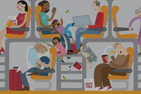 Guide to getting the best seat on the airplane