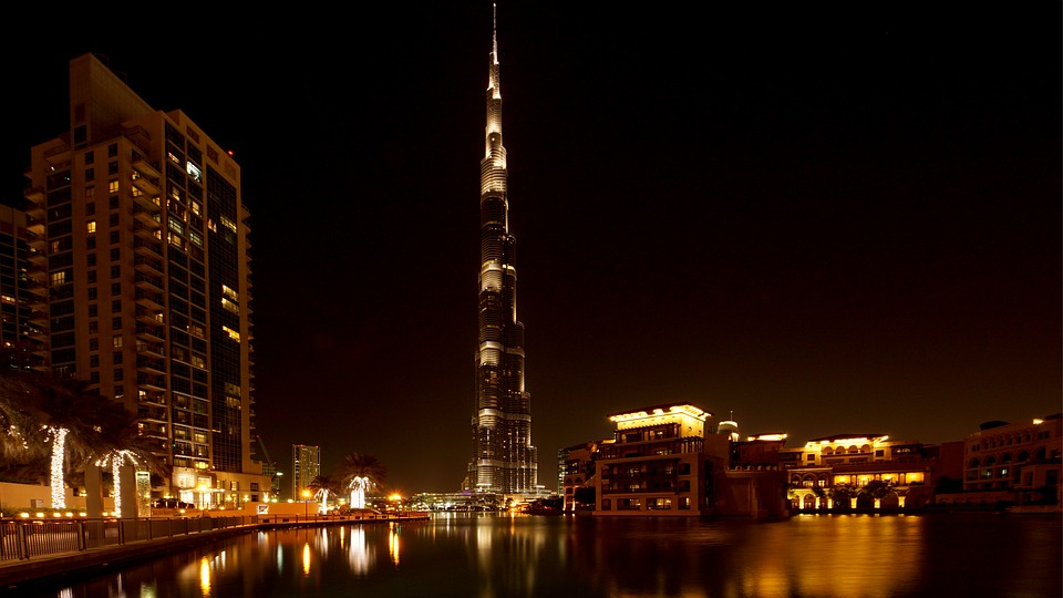Dubai you can combine with your flights to Mauritius.
