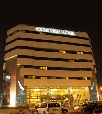 Avari Dubai Hotel at £80 with FlightPro
