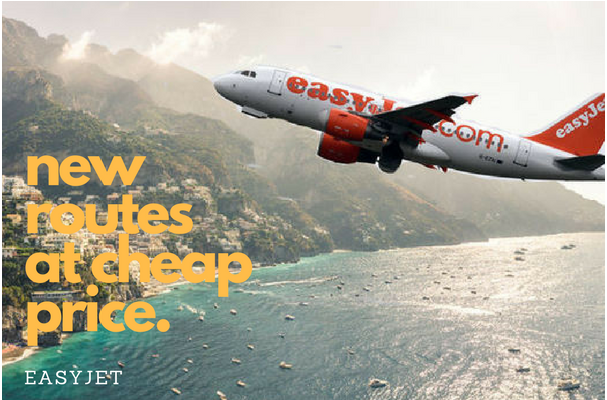 Book EasyJet Cheap Flights