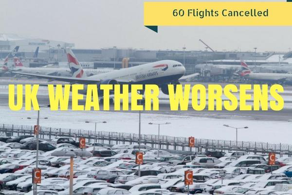 Heathrow Flight Cancellations
