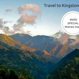 Cheap Flights to Kingston Jamaica from the UK