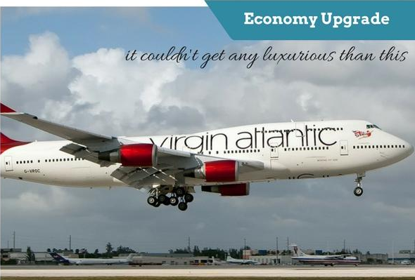 Virgin Atlantic Economy tickets