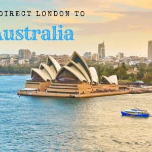 Reasons to fly direct to Australia – an Australian Odyssey