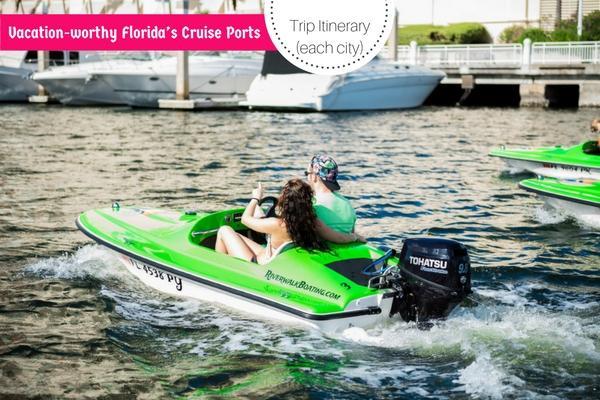 Top Cruise Destinations in Florida