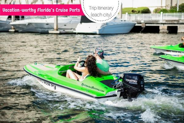 Top Cruise Destinations in Florida