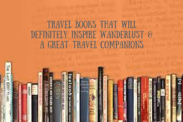 Books to read while travelling