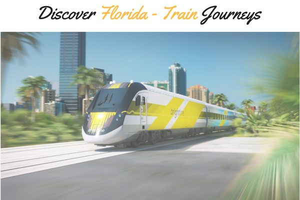 Reasons to visit Florida: Brightline Train Florida