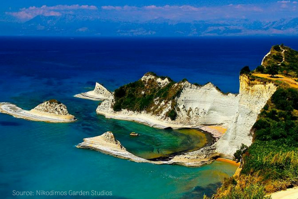 5 top things to do in Corfu, Greece
