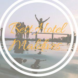 Best hotel to stay in Maldives: JW Mariott Maldives