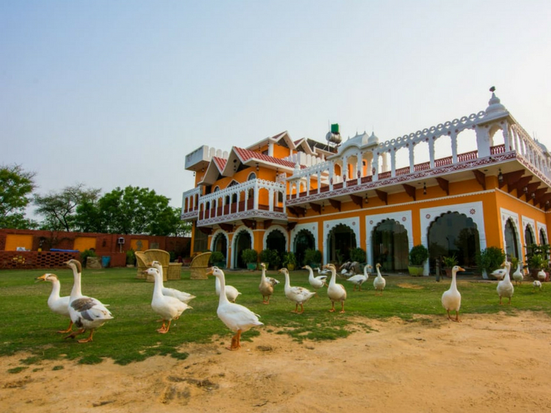 5 offbeat Destinations near New Delhi