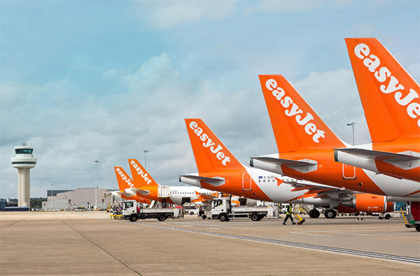 Book EasyJet Flights