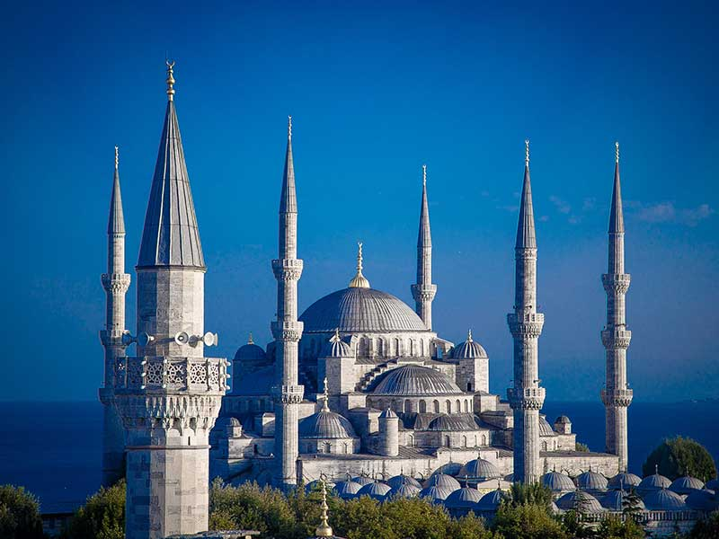 All inclusive Istanbul Holiday