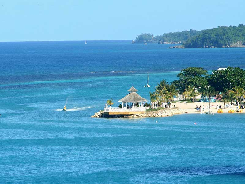 Direct Flights to Montego Bay