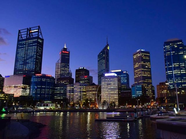 Last minutes cheap flights deals to Perth from london uk
