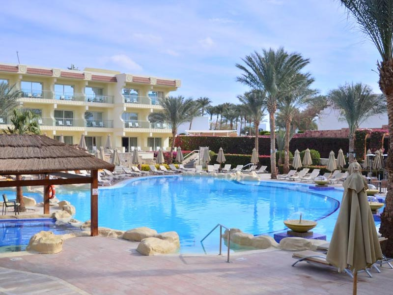 5 Star Xperience Sea Breeze, Sharm El Sheikh, Egypt