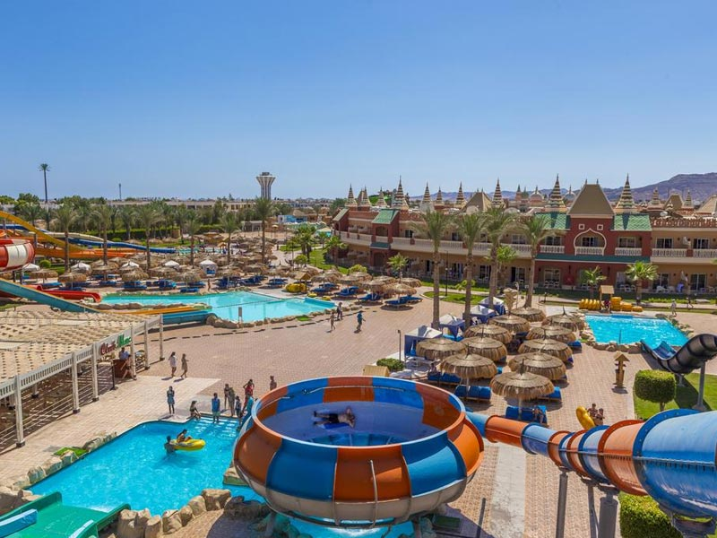 Aqua Blue Water Park Sharm Al Sheikh, Egypt