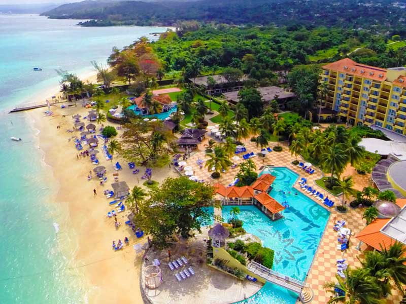 7 Nights All-Inclusive Holiday in Jewel Dunn's River Adult Beach Resort & Spa Jamaica