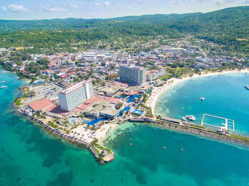 7 Nights All-Inclusive Holiday in Moon Palace Jamaica