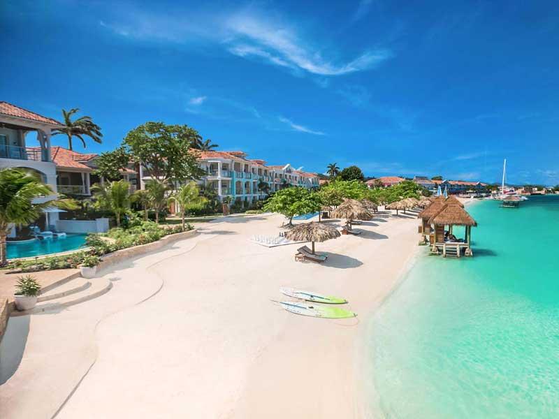 7 Nights in Sandals Montego Bay Jamaica