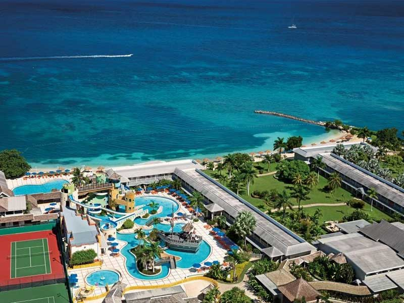 7 Nights Family Holiday at Sunscape Cove Montego Bay Jamaica