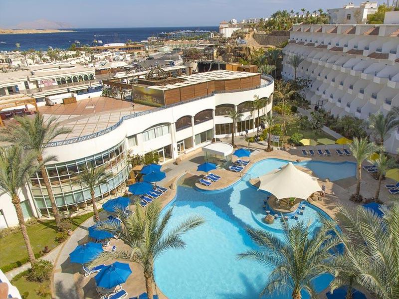 Tropitel Naama Bay Sharm El Sheikh Egypt