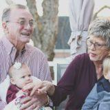 travelling with grandchildren