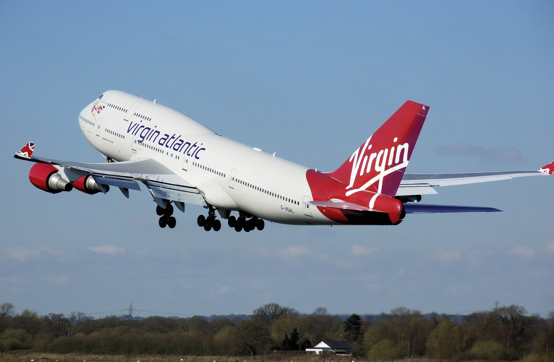 Book Virgin Atlantic Business Class Flights from london uk